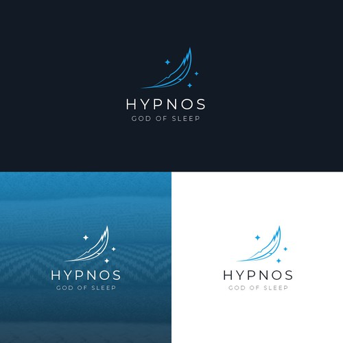Logo concept for home furnishing - Blankets