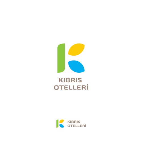 Hotel booking website logo proposal