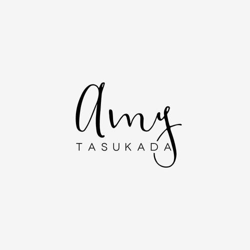 Logo for a writer