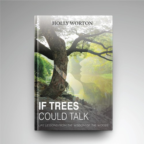 Book cover on women`s spiritual connection with nature