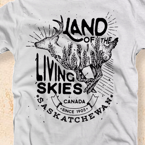 LAND OF THE LIVING SKIES