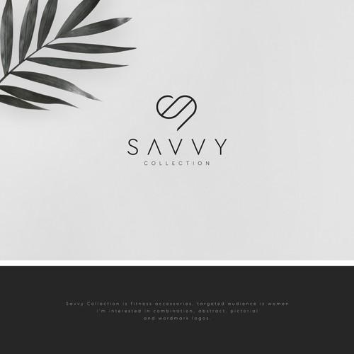 Logo Concept for Savvy Collection