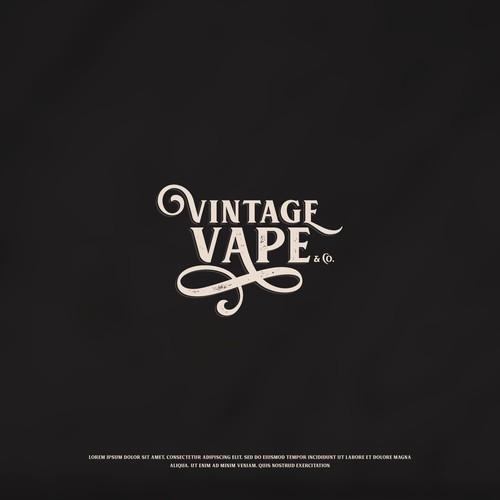 Vintage Vape Logo