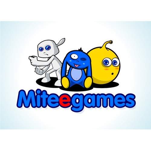 Mascot for mitee games