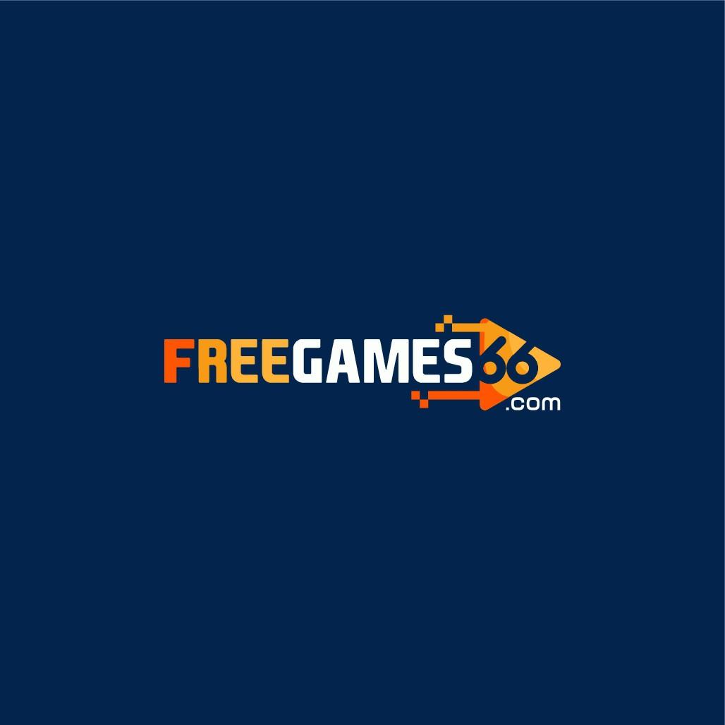 Design a simple/modern type logo for Freegames66.com! (Free online games website)