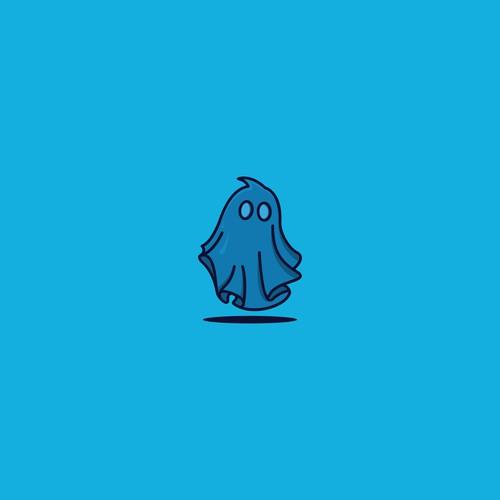 GHOSTJAV Logo Concept