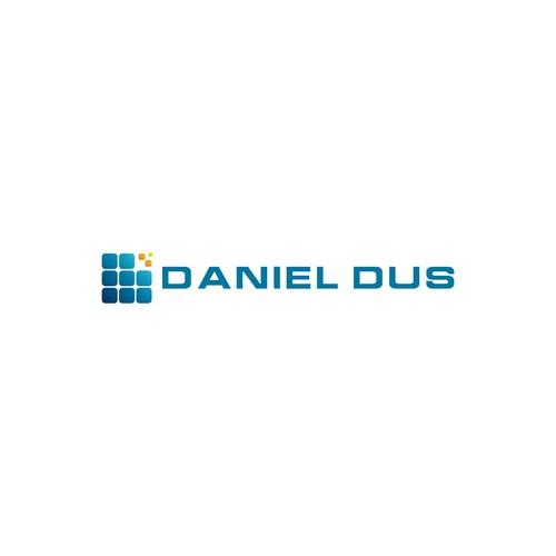 DANIEL DUS PERSONAL BRANDING LOGO