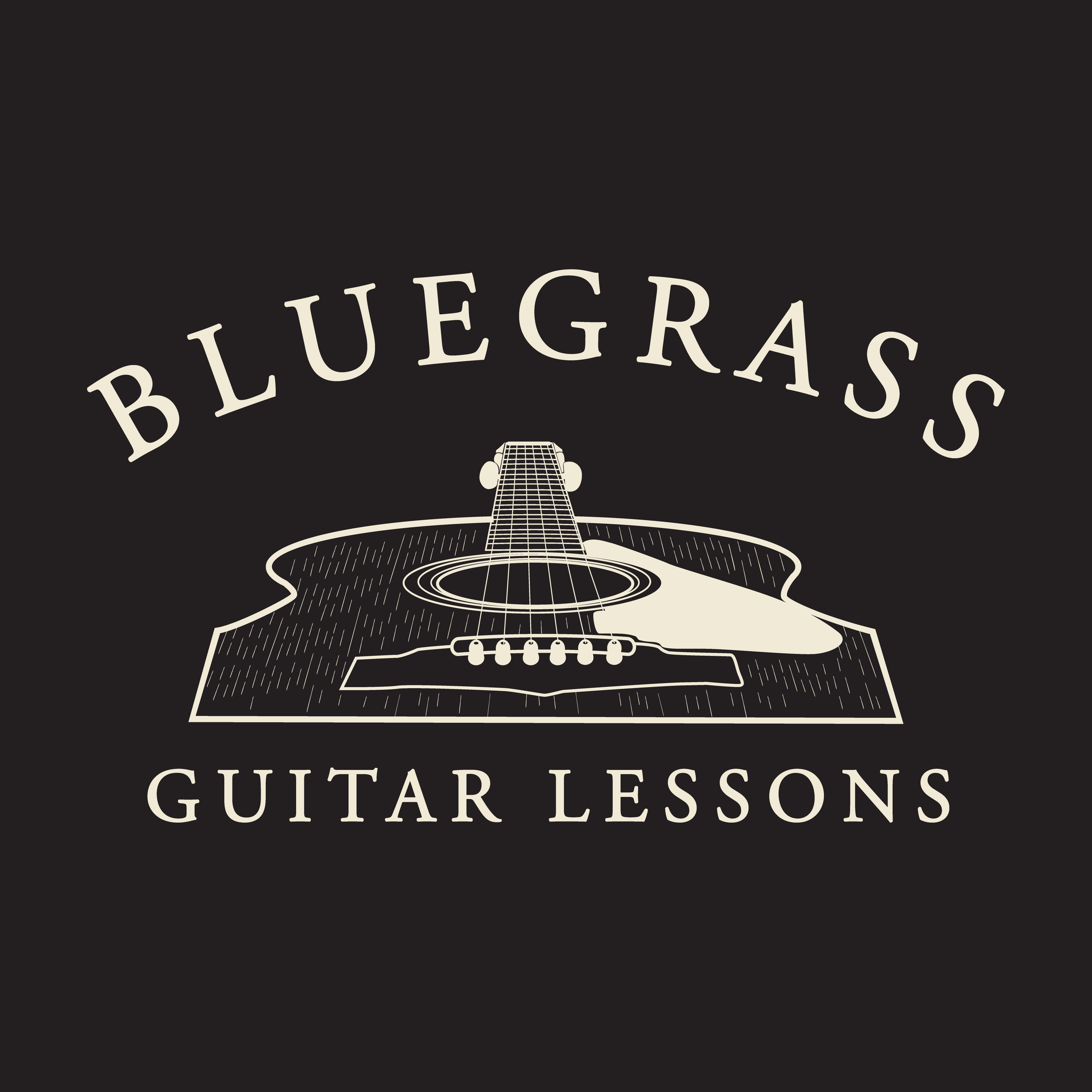 Looking for a great design for Bluegrassguitarlessons.net!