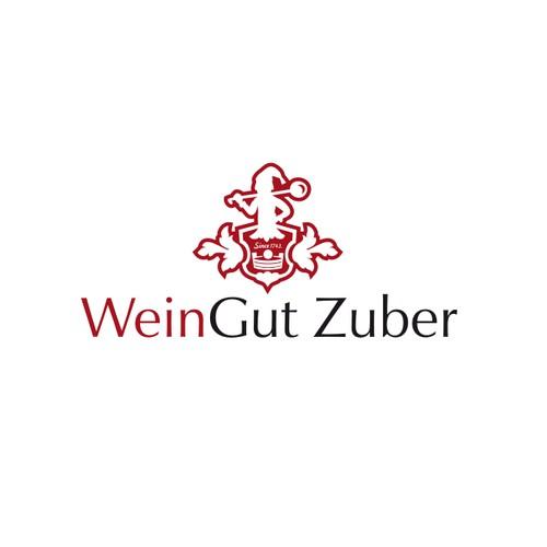Weingut Zuber benötigt logo