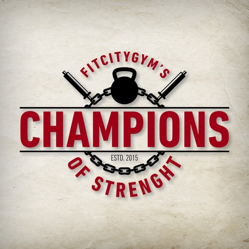 Champions of strenght
