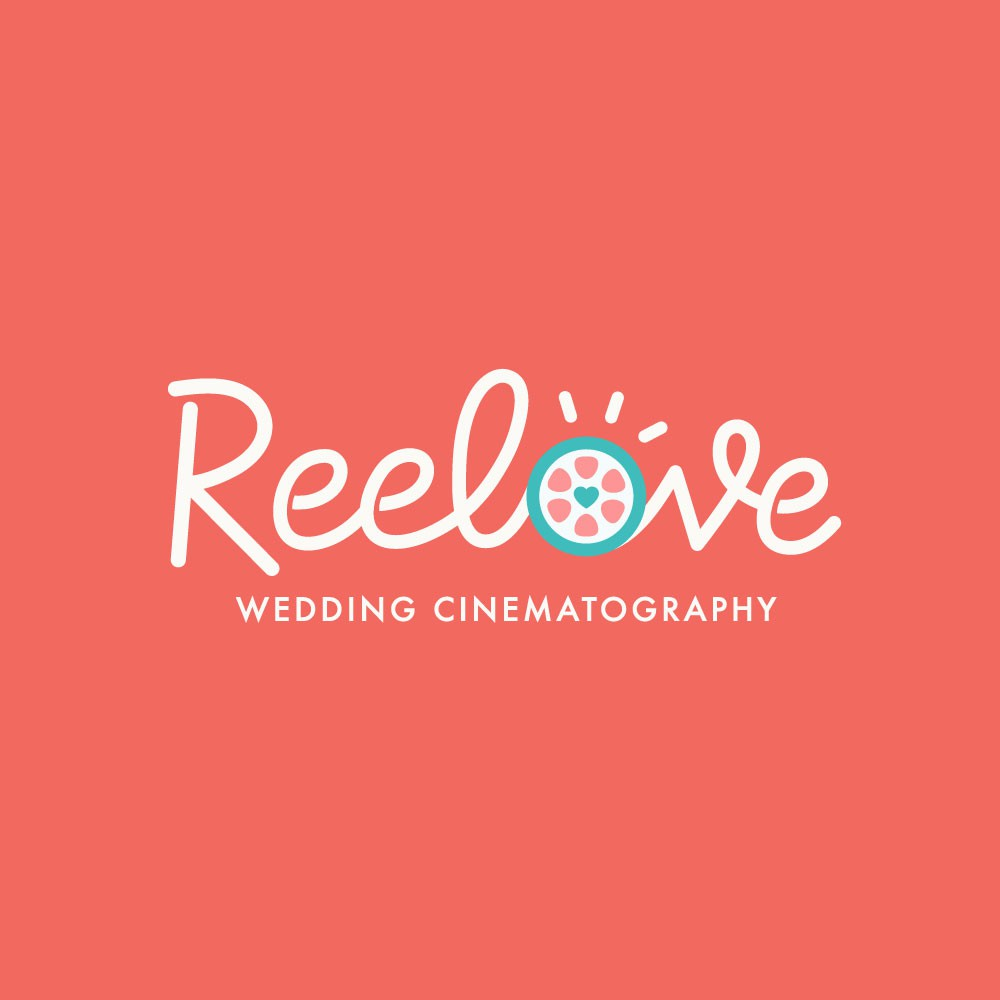 Reelove wedding cinematographers  new logotype