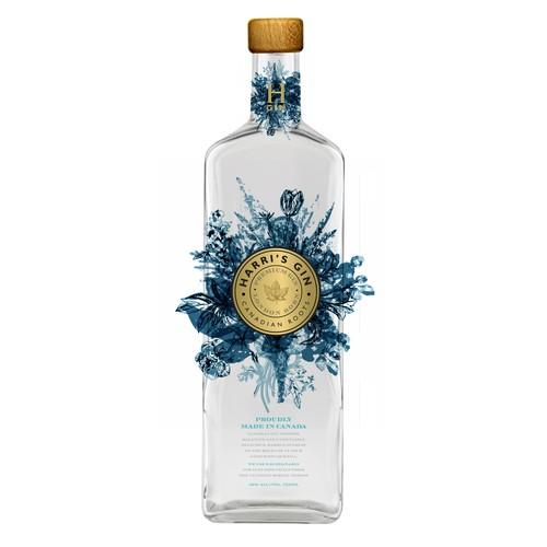 Harri's Canadian Gin