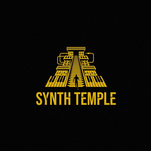 Logo for Synth Temple