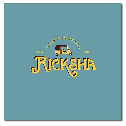 Logo for Indian restaurant