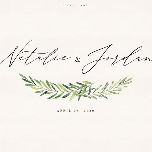 Natalie & Jordan