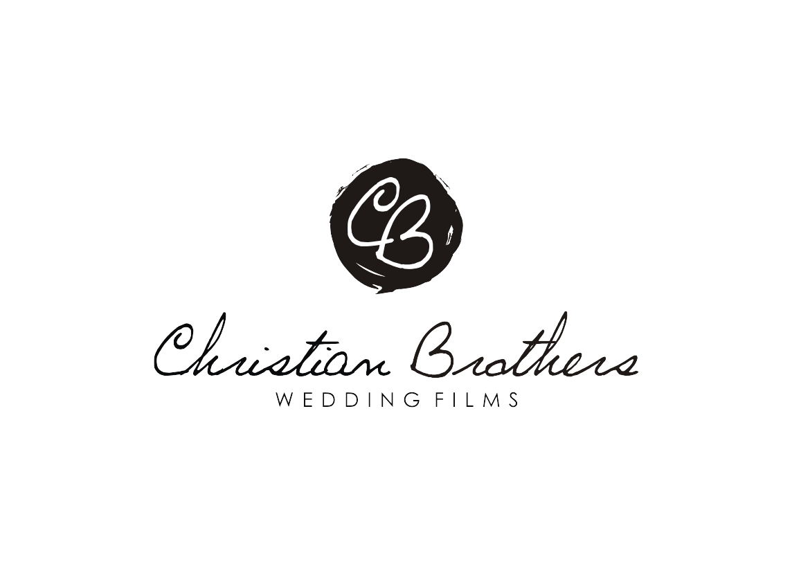 Logo for Christian Brothers Wedding Films