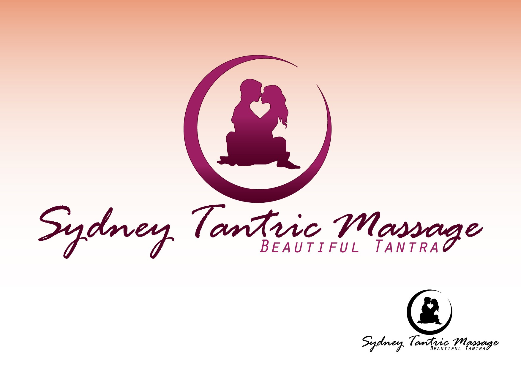 Create the next logo for Sydney Tantric Massage