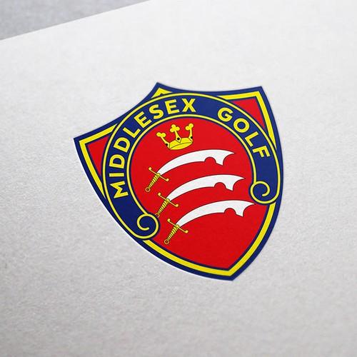 Logo update for golf club.