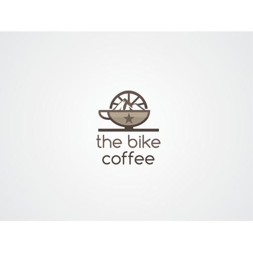 Bike Coffee Logo Design