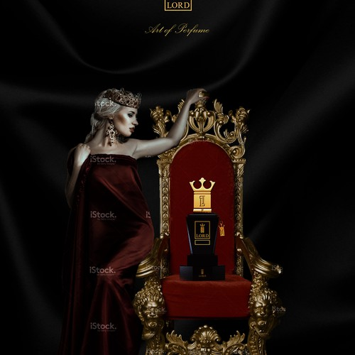 Poster for LORD Perfume