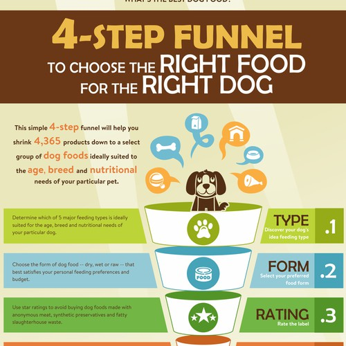 A 4-Step Infographic