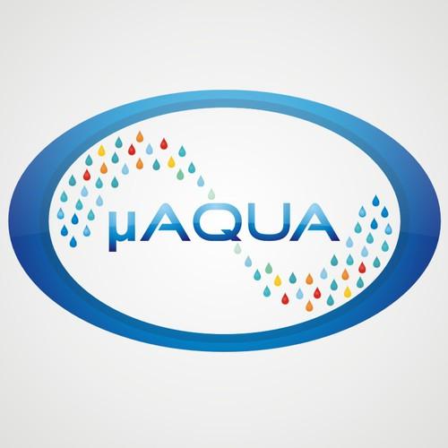 μAQUA  needs a wonderful logo!