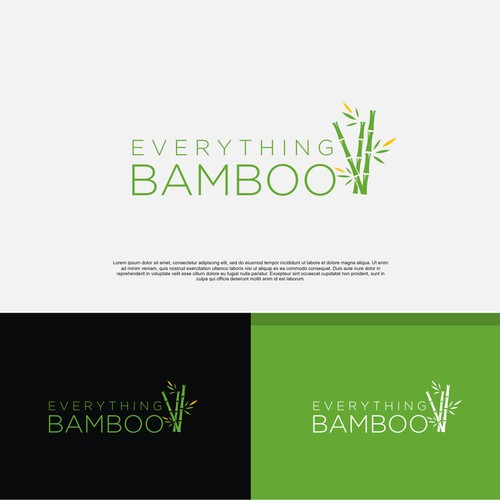 Everything Bamboo