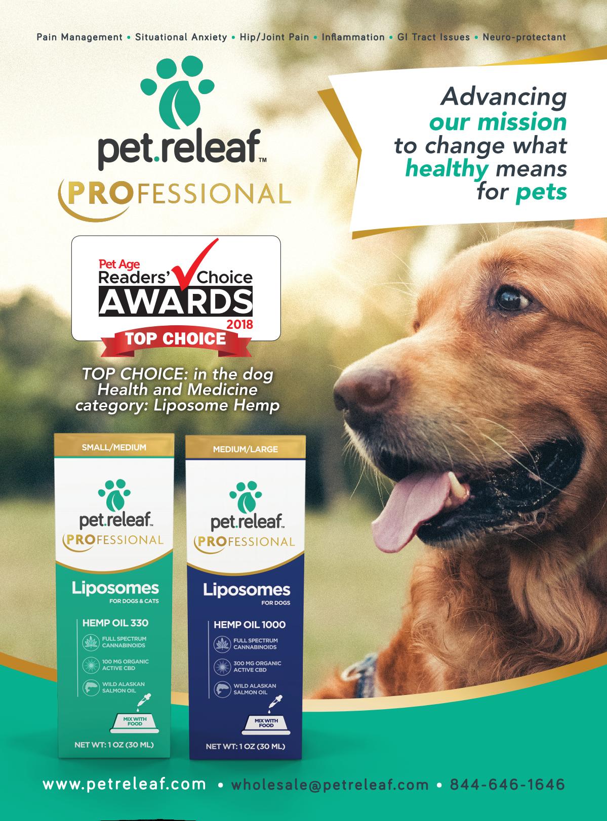 Pet Age — RAC Award Ads