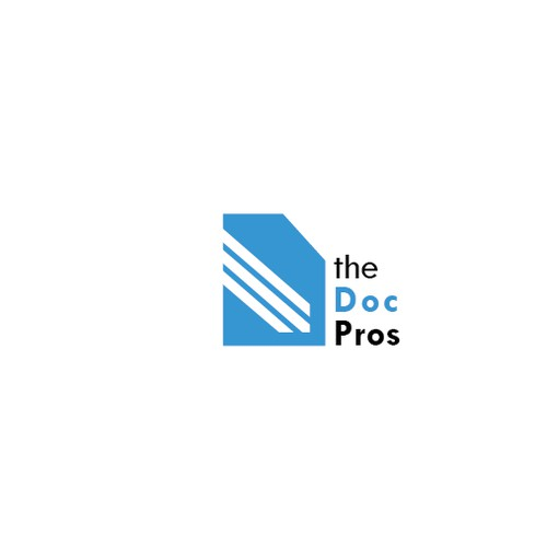 clean logo for document processing