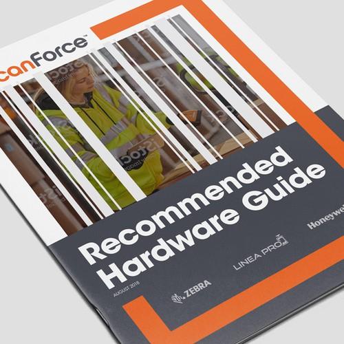ScanForce Price Guide Brochure
