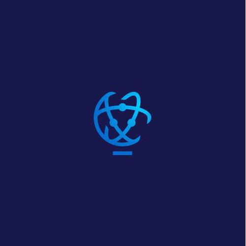 Globe & Science Logo