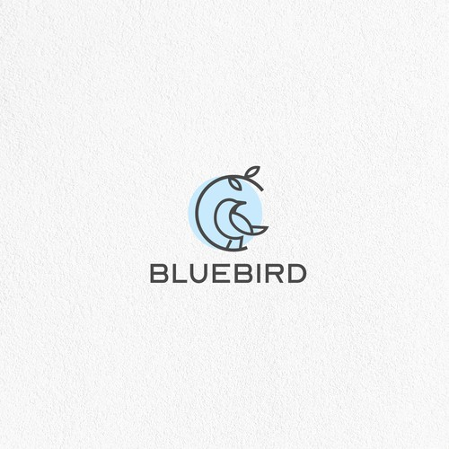 Logo design entry for BLUE BIRD resturant