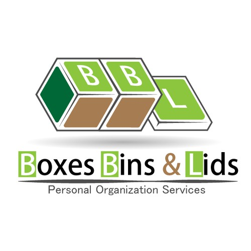 Help Boxes Bins & Lids  with a new logo