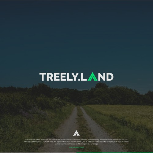 Concept of land shaped A