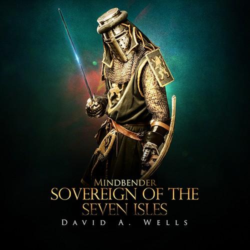Book Cover Design - Fantasy Series