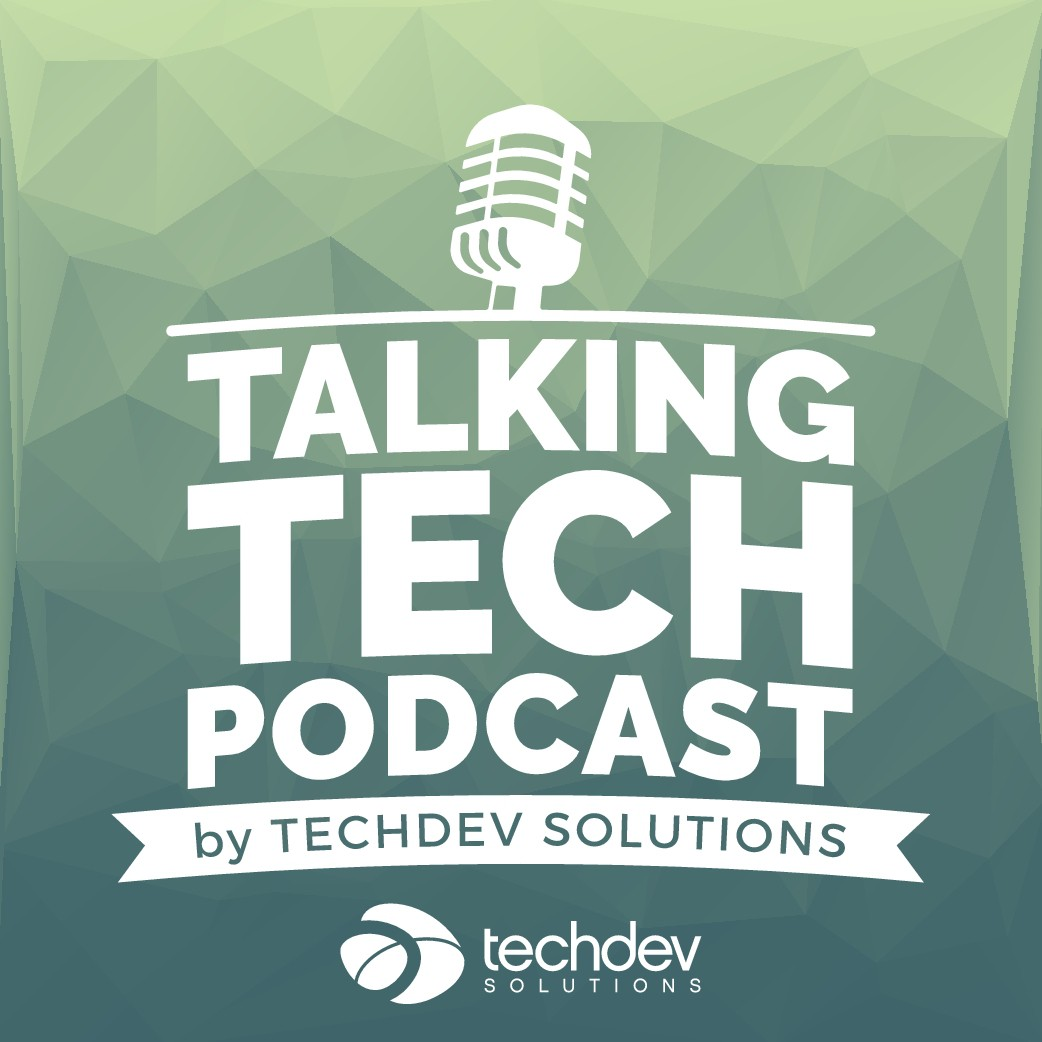 Cover Art for Talking Tech Podcast