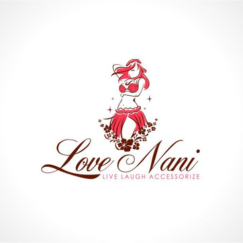 Help Love Nani with a new logo