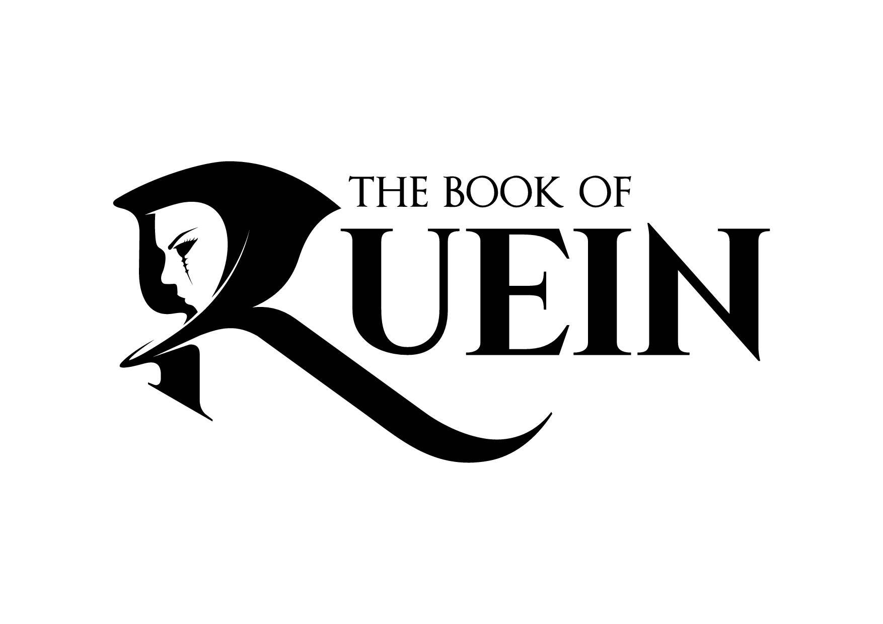 The Book of Ruein - Title Logo