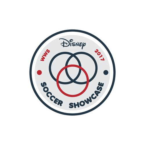 Diney Soccer Showcase Logo