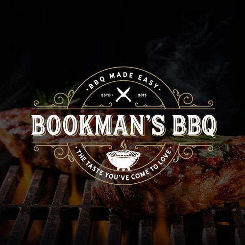 Logo for Private BBQ