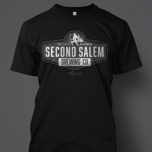 T-Shirt Design for a upstart Brewery in Wisconsin.