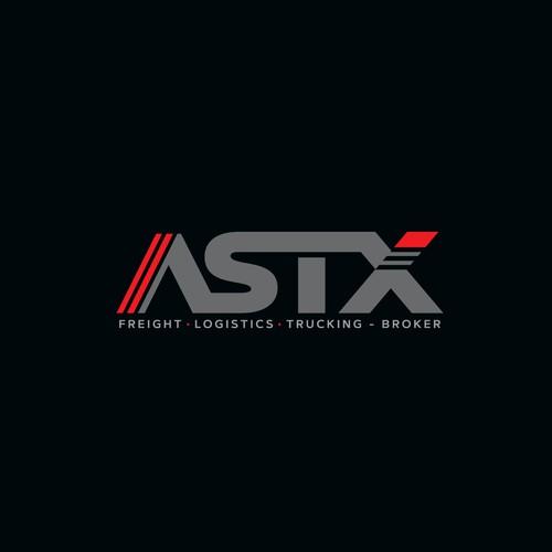 ASTX - wordmark concept