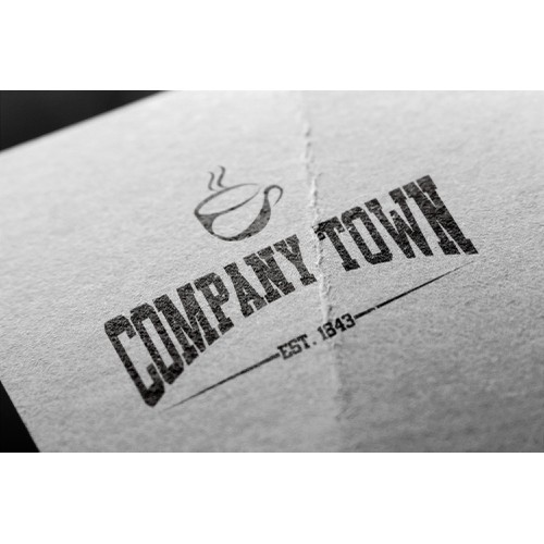 1900's General Store inspired logo needed for craft coffee and ice cream concept