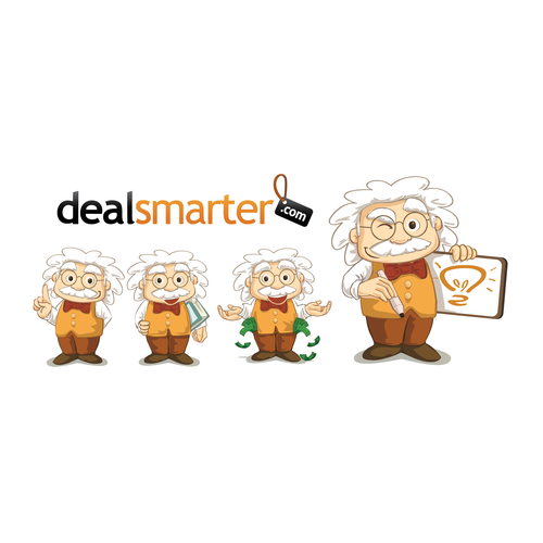 DealSmarter  ---  EPIC LOGO NEEDED FOR NEW DAILY DEAL SITE!!!