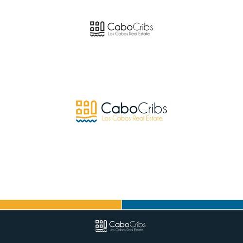 Los Cabos Real Estate logo design