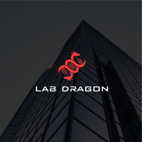 Unique design for Lab Dragon