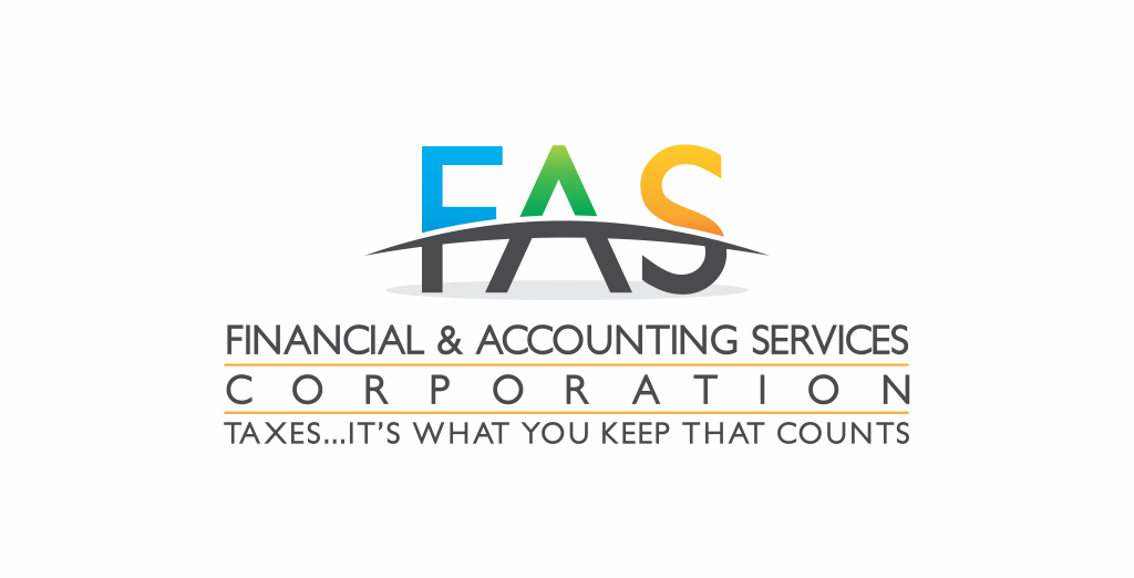 Help FAS Corporation with a new logo