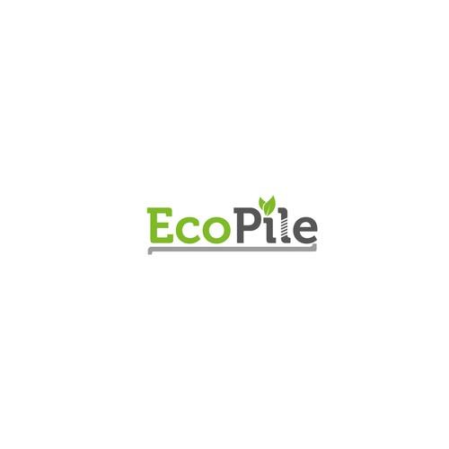 Logo concept for EcoPile