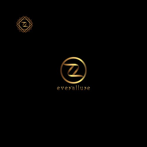 A timeless logo for EverAllure