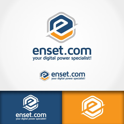 Logo for e-commerce website that sells electronic accessories
